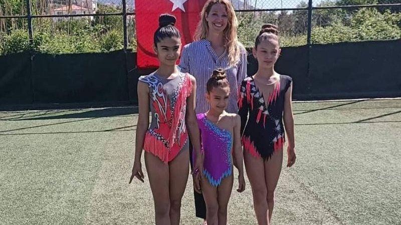 Amerikan Kültür Koleji Jimnastik takımından Uluslararası gurur