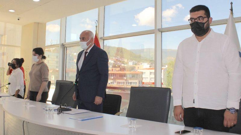 Söke belediye meclisi toplandı