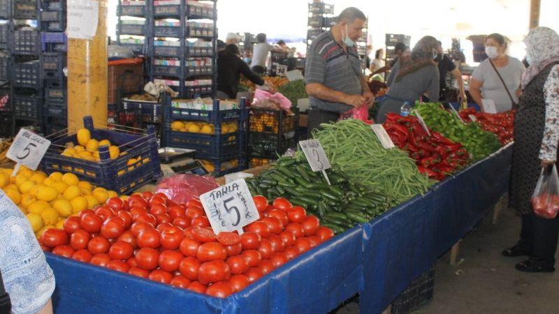 Sebze, meyve fiyatları cep yakıyor