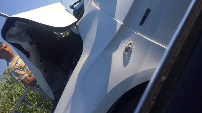 Söke - Bağarası karayolunda kaza