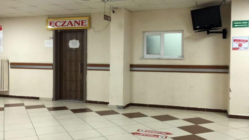 Aydın Devlet Hastanesi eczanesinde narkotik inceleme