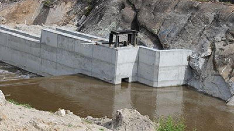 Gölet inşaatı yaptırılacaktır