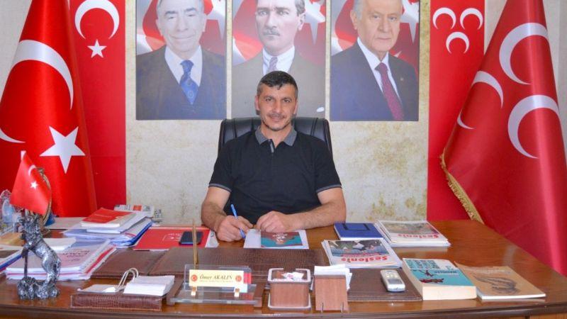 """Akalın: """"Ülkemiz Atatürk mührü ile yaşamaya devam edecek"""""""