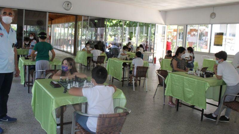 Gençlik haftası satranç turnuvası başladı