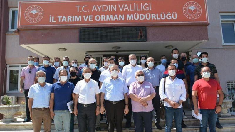 Aydın'da 54 proje desteklenmeye uygun bulundu