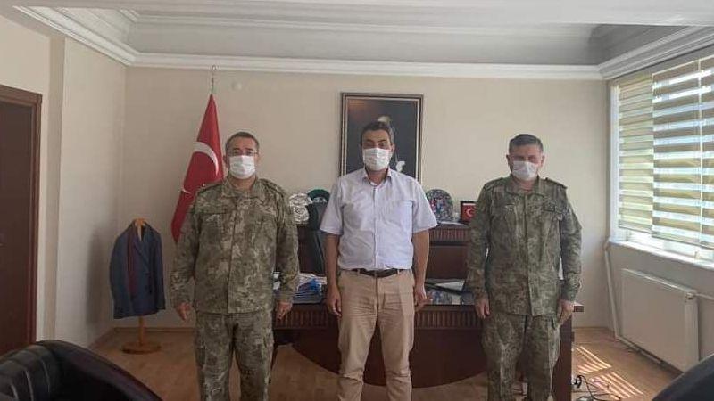 Söke Garnizon Komutanı Murat Kandur'un tayini çıktı