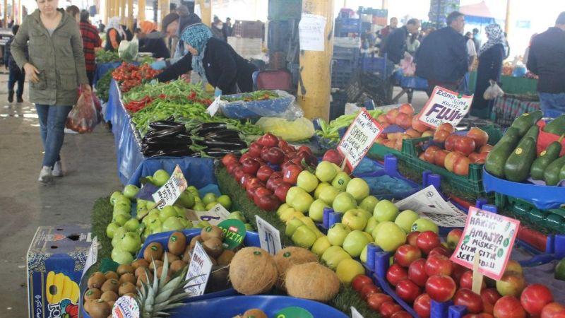 Hafta sonu halk  pazarları kurulmayacak