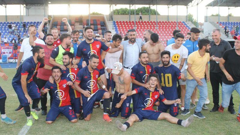 Sökespor İscehisarspor maçı 1-1 sona erdi