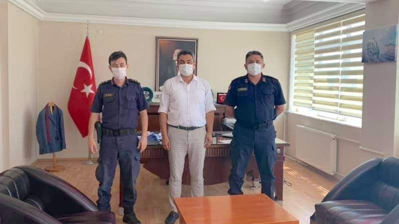 Söke İlçe Jandarma Komutanlığına Salih Devrim atandı