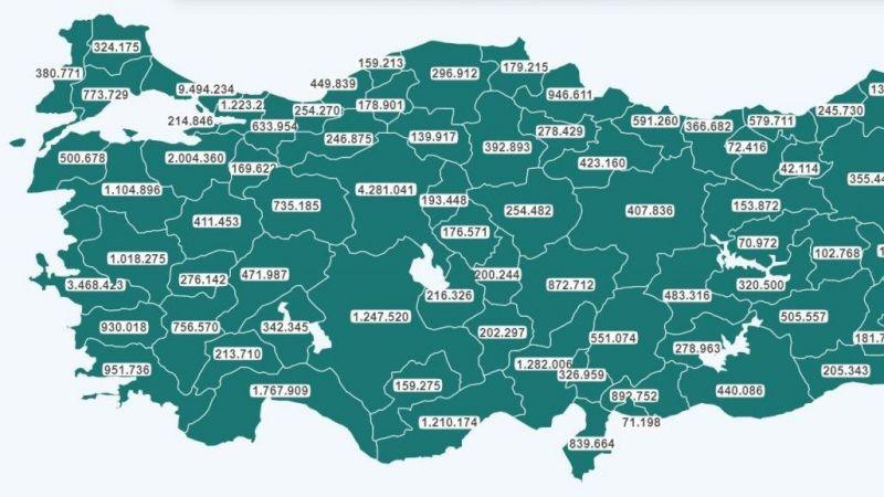 Aydın'da 1 milyonuncu aşı Kuşadası'nda uygulandı
