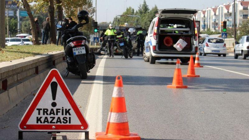 Aydın'da Haziran ayında 655 trafik kazası meydana geldi
