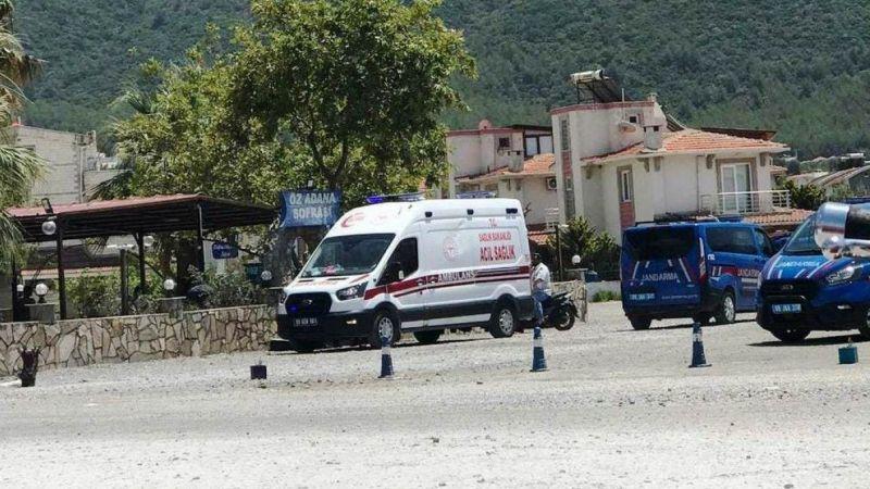 Güzelçamlı'da silahlı saldırıda bir kişi öldü