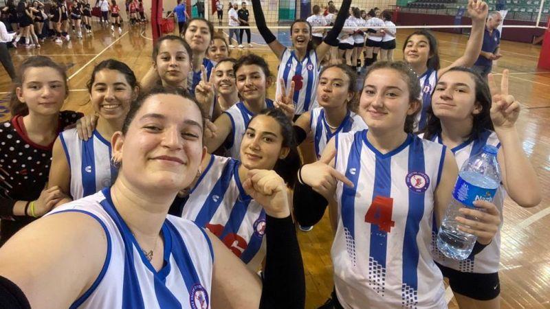 Aydın'da 7 takım profesyonel voleybol Ligi'nde mücadele edecek