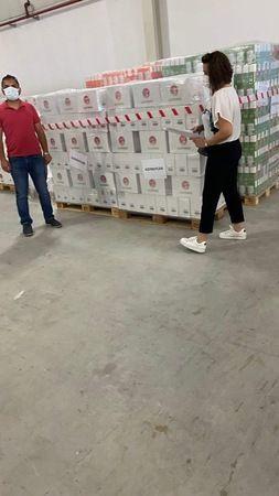 Söke'den zirai ürün ihracatında rekor