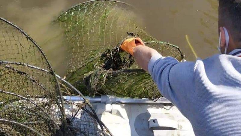 Yasaklara uymayan 28 balıkçıya ceza