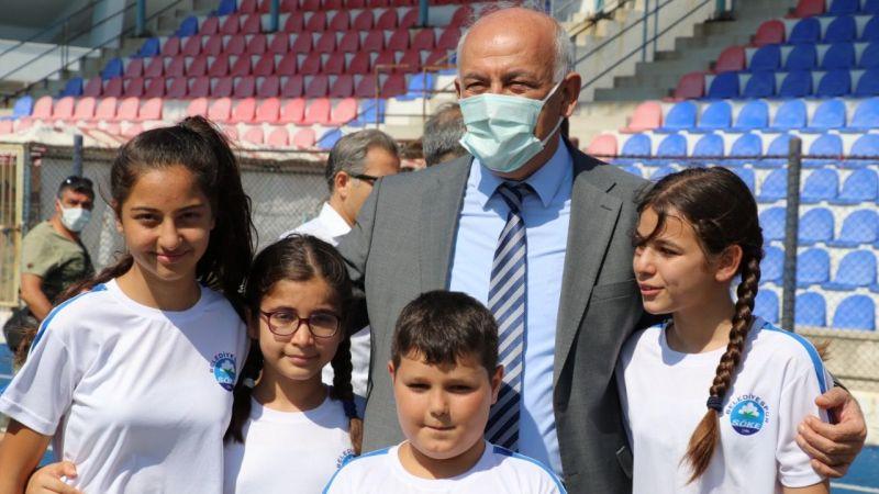 Söke Belediyespor Yaz Futbol Okulu Başladı