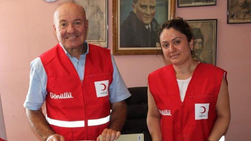 6 kişi Kızılay'a kurban bağışında bulundu