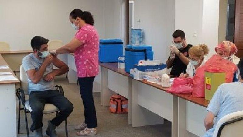 Söke'de 2. aşısını yaptıranların oranı %46,45'e ulaştı