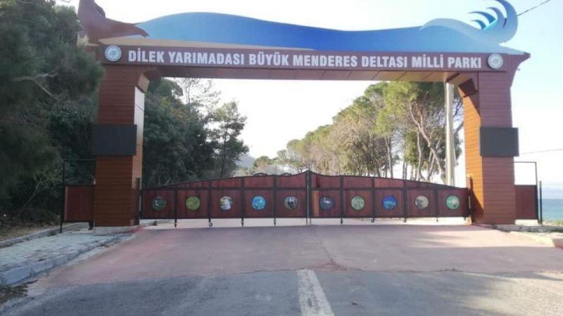 Milli Park giriş çıkışlara kapatıldı