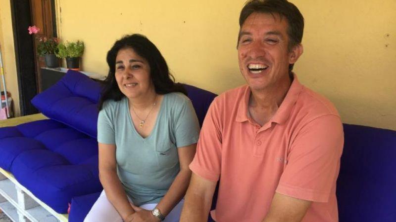 Olimpiyatlarda ilki başaran Mete Gazoz'un ailesi İHA'ya konuştu
