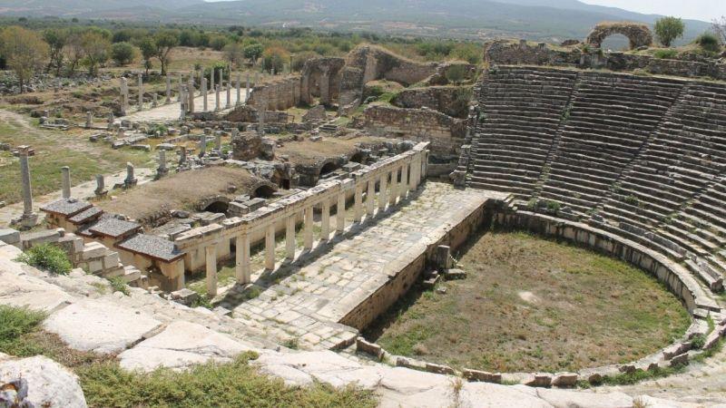 Dünyaca ünlü antik kentte tedbirler artırıldı