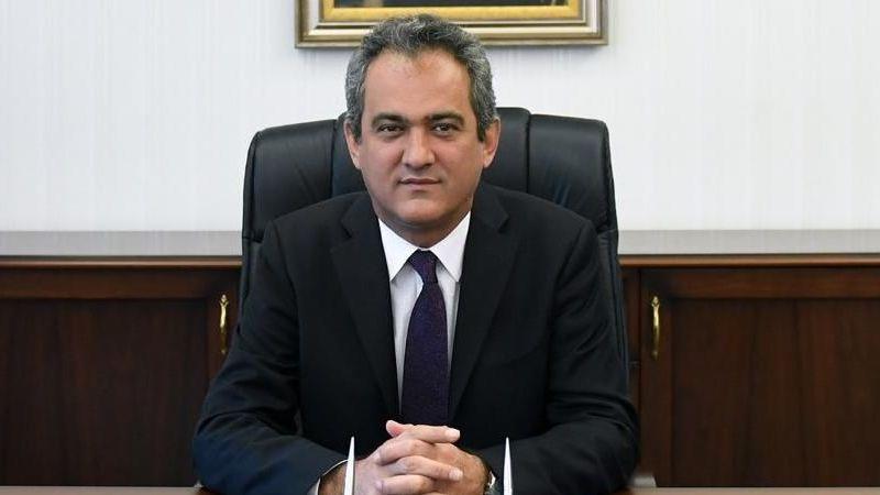 Yeni Milli Eğitim Bakanı Mahmut Özer oldu