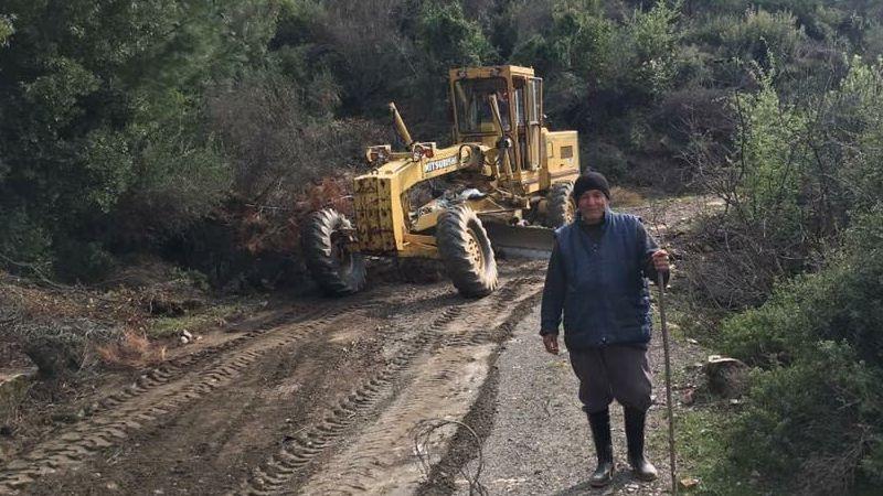 Arazi yollarının bakımı bir an önce yapılmalıdır