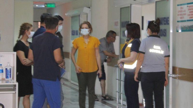 Söke Devlet Hastanesi acil servisinde yeni düzenleme