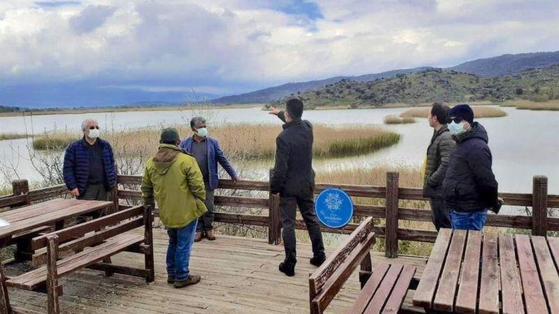Azap Gölü Kapıkırı  örneği olacak