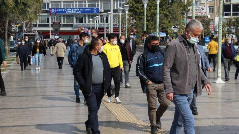 Aydın'da vaka sayıları alarm veriyor