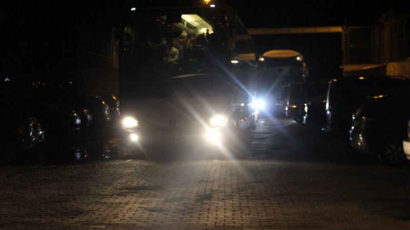 Aydın Göç İdaresi'nde mülteciler arasında çıkan kavgaya polis müdahale etti