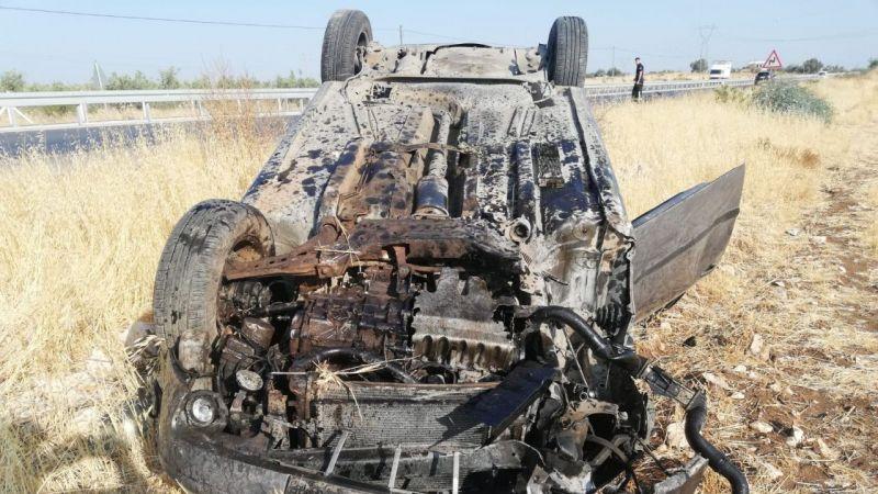 Didim-Söke Karayolu üzerinde kaza