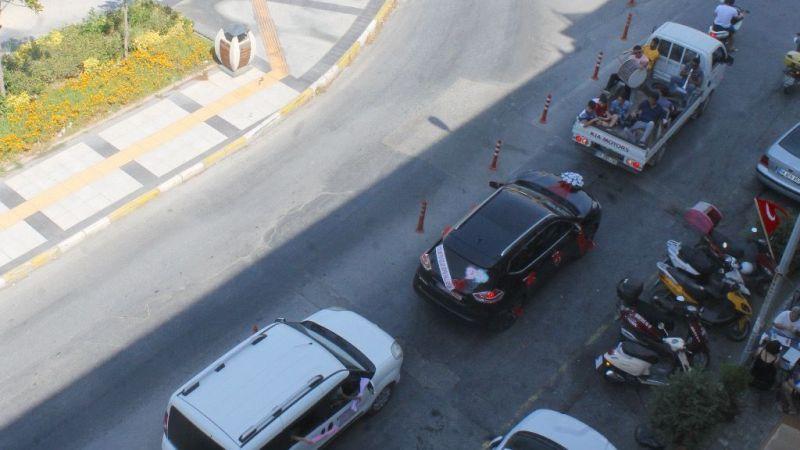 Konvoylar trafikte çileyi arttırıyor