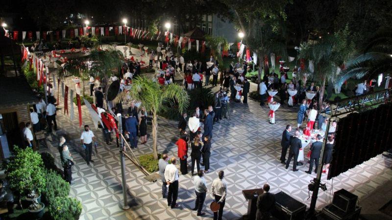 Aydın'da 30 Ağustos Resepsiyonu gerçekleştirildi
