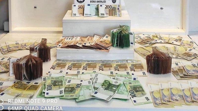 Emekli diplomatı 50 bin euro dolandırdı