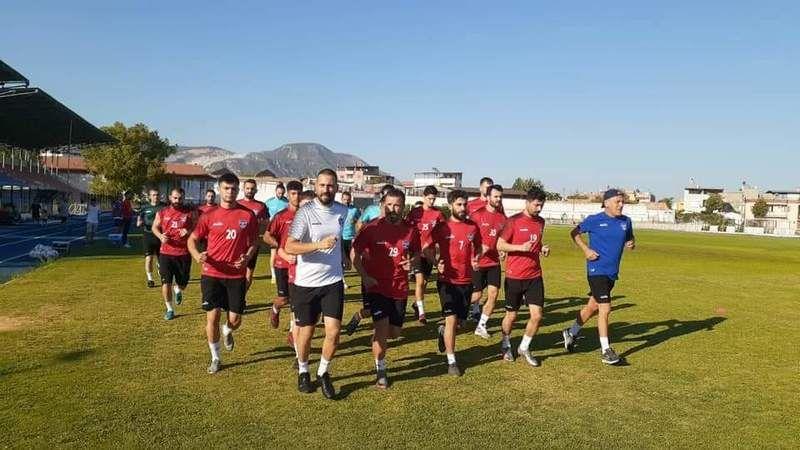 Sökespor'da futbolcular topbaşı yaptı
