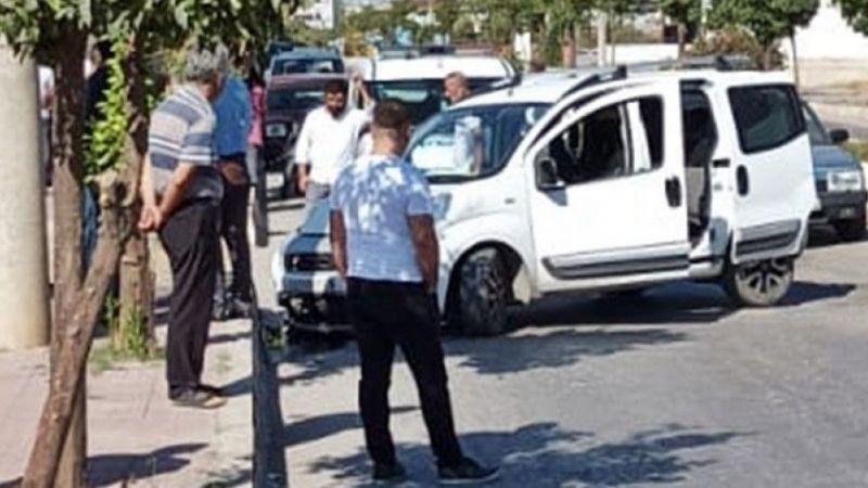 Aydın'da trafik kazası: Biri çocuk, 3 yaralı