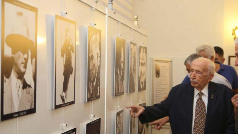 Atatürk'ün nadir fotoğraflarının yer aldığı müze açıldı