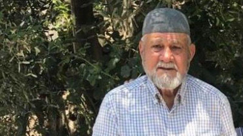 Mustafa Ali Öz'ün babası vefat etti