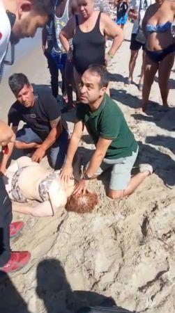 İl Sağlık Müdürü, Boşnak turistin hayatını kurtardı