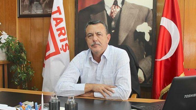 Tariş'ten UPK Başkanı Bertan Balçık'a tepki