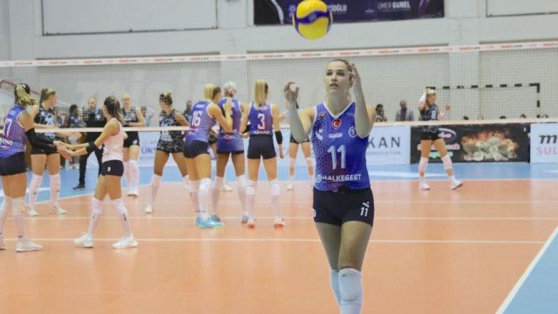 Aydın'ın Sultanları Balkan Kupası'nda adını finale yazdırdı