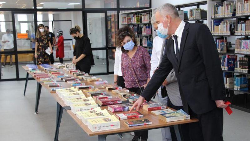 60 yıl sonra Adnan Menderes konulu kitap sergisi açıldı