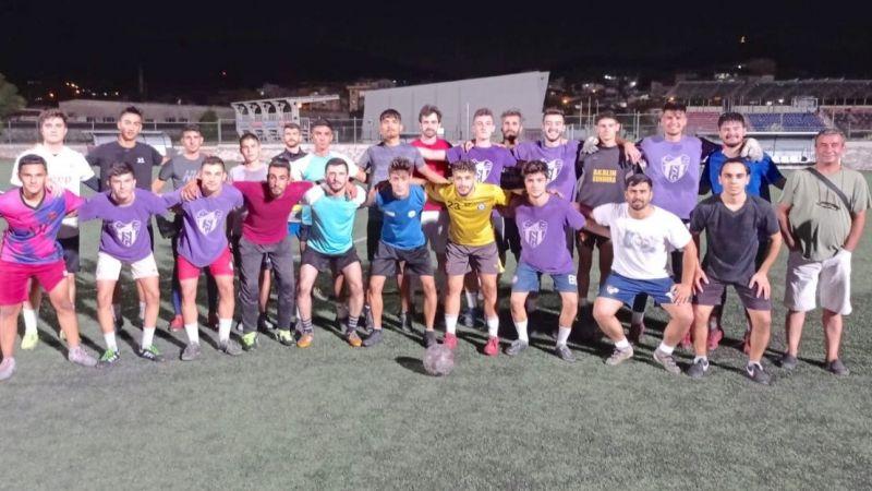 Aydın Amatör Futbol Ligi'nde Grup heyecanı başladı