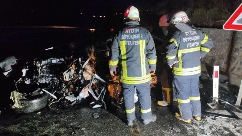 Soğucak ile Yaylaköy Kavşağı arasında kaza: 1 ölü