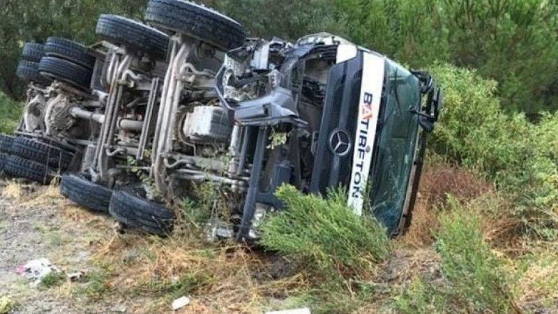 Söke'deki kazada hayatını kaybeden vatandaşın kimliği belirlendi