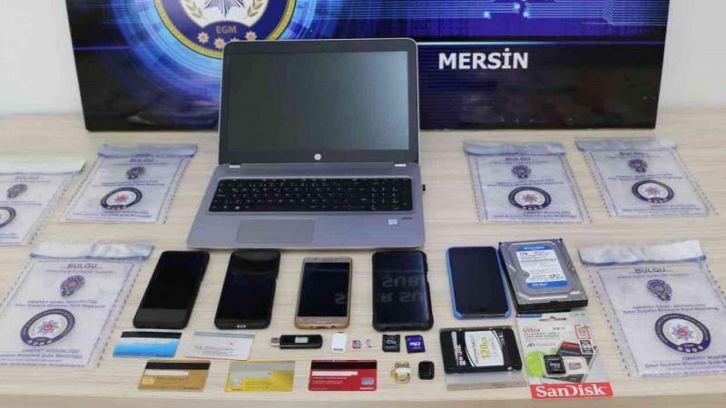 Sanal jigolo sitesiyle vatandaşları 1 milyon TL dolandıran 8 kişi gözaltına alındı