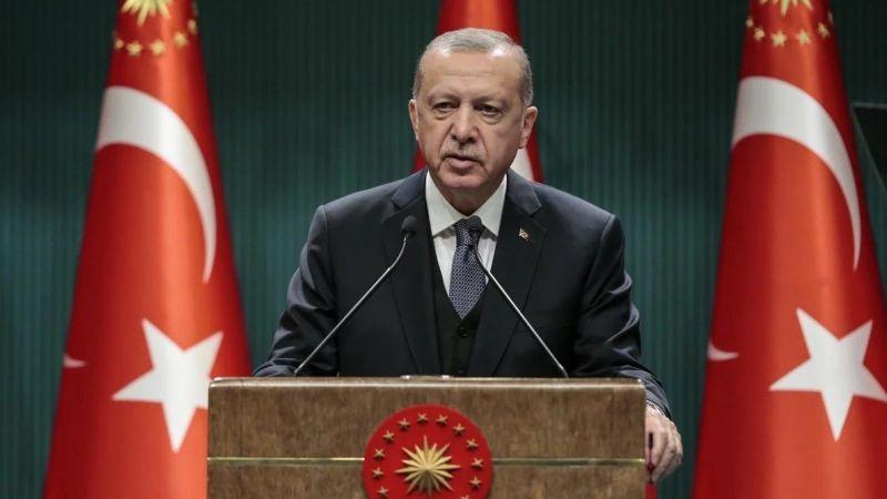 Erdoğan'dan Filistinliler için 'tek ses' olma çağrısı!