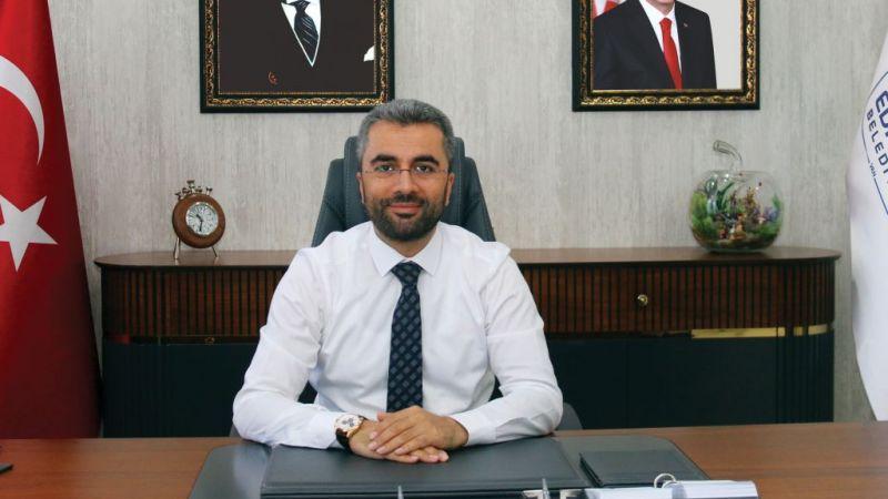 Başkan Say'dan anlamlı hareket: 1000 fidan bağışı yapıyoruz