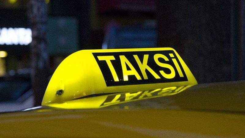 Van'da taksi durakları kiraya verilecek